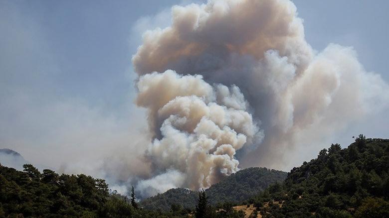 Avrupa Birliği, Türkiye'deki yangınlar için harekete geçti