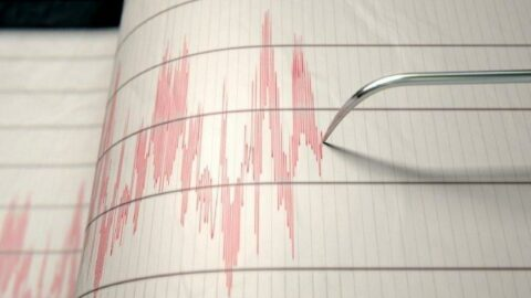 Aydın'da 3.3 büyüklüğünde deprem