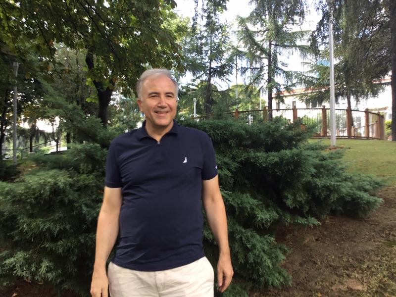 Berg Elektrik Genel Müdürü Alp Erkin: Ülkemiz için hayırlı olsun