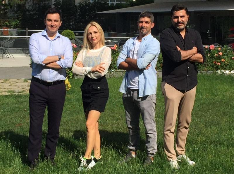 Büyük buluşma: Lig 34 ile Uludüz Medya yeni projeler için güç birliği oluşturdu