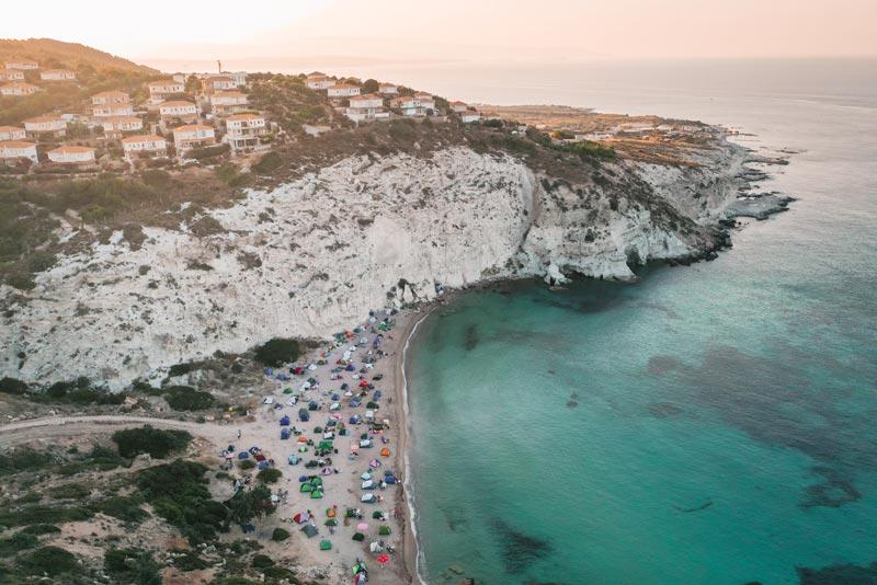 Çeşme'nin en güzel plajları Yoldabiblog