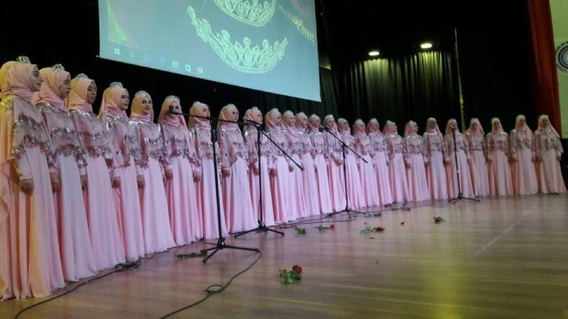 Çifte Minareli Camii Kız Kardeşler İçin Kuran Dersleri