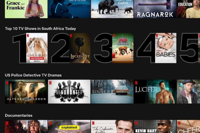 Herkesin Bilmediği En Popüler Netflix Dizileri