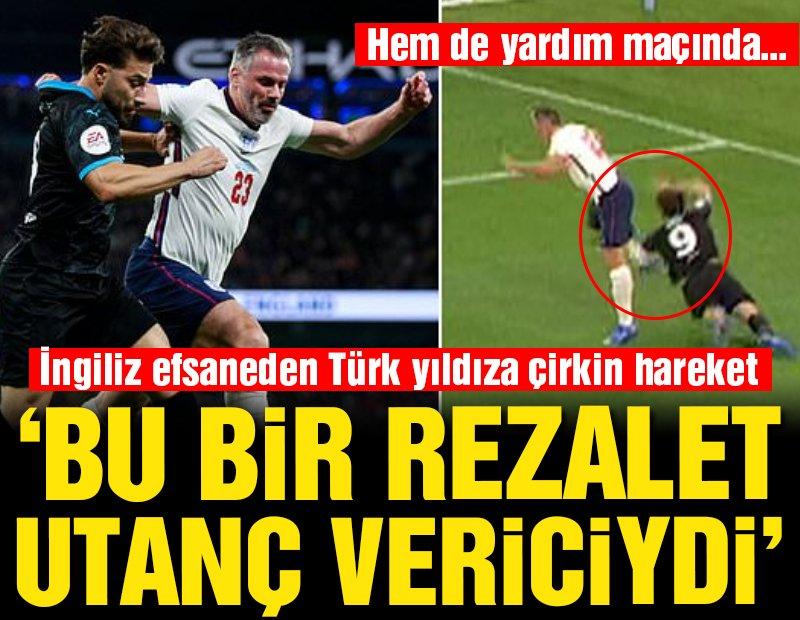 Kemal Çetinay'a acımasız tekme!