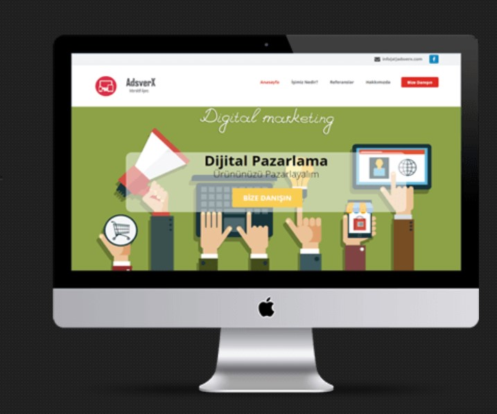 Kurumsal Web Site Yazılım ve Tasarımı
