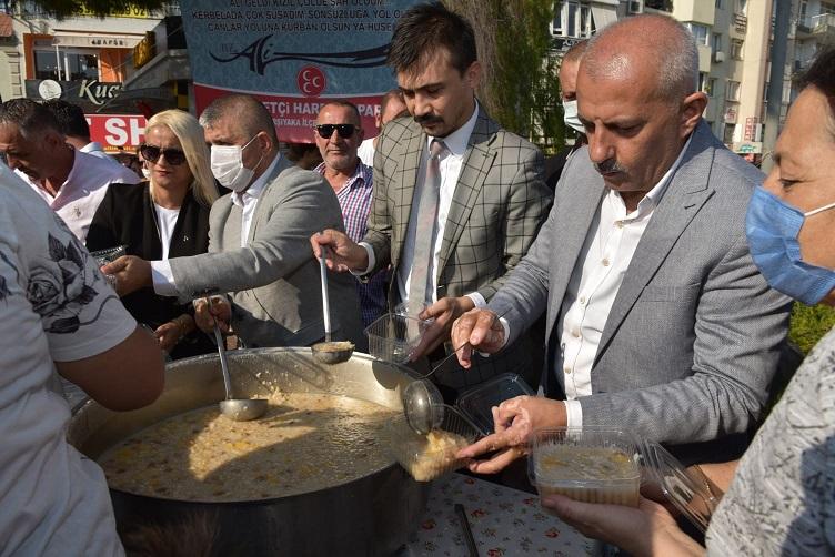MHP Karşıyaka'dan Aşure Günü
