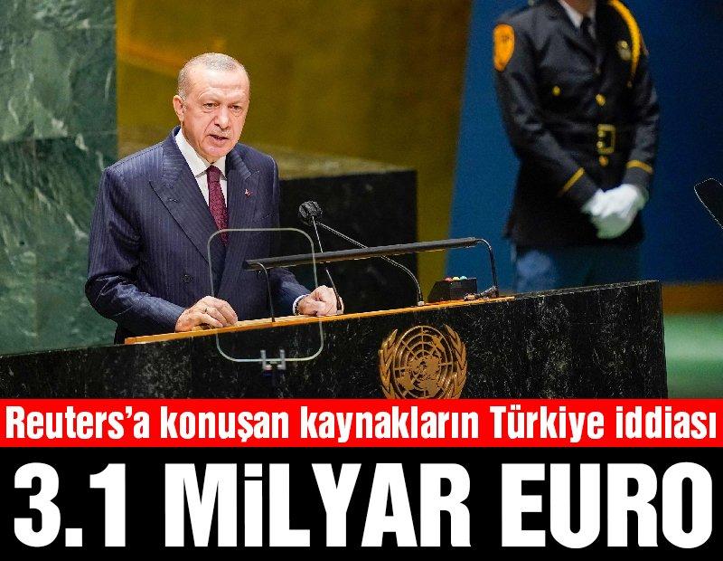 Türkiye, Paris Anlaşması hedeflerine ulaşabilmesi için 3.1 milyar euro kredi alabilir