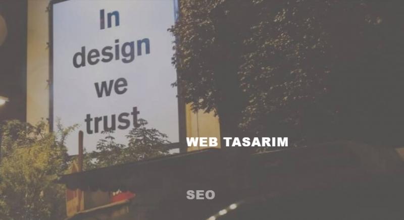 Web Tasarım Hizmeti Alırken Nelere Dikkat Edilmelidir?