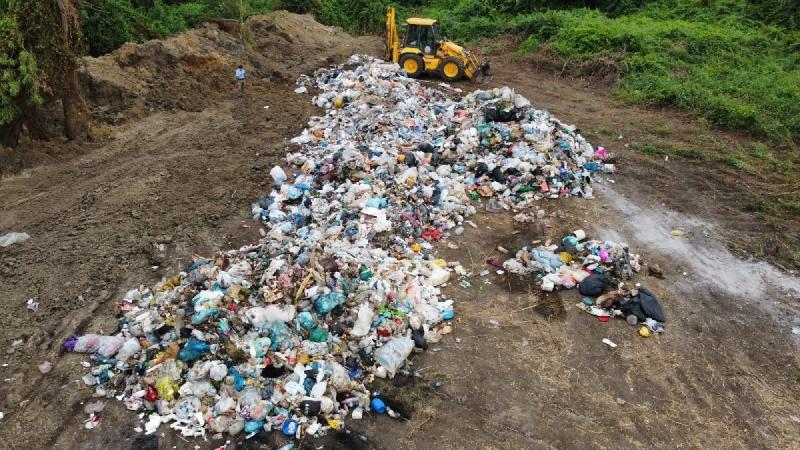 AKP'li belediye çöpleri ormana dökerken böyle yakalandı