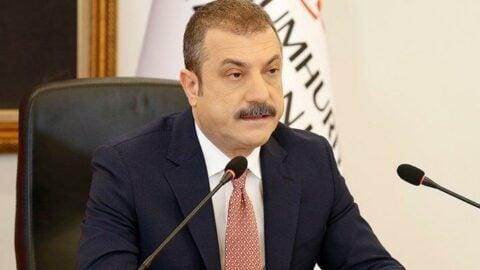 Kılıçdaroğlu ile görüşen Merkez Bankası Başkanı Kavcıoğlu'ndan açıklama