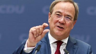 Almanya'da başbakan adayı Laschet vaatlerini açıkladı