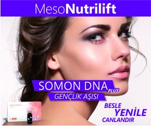 Anti Aging Uygulamalarda Yeni Nesil Gençlik Serumu,  MesoNutrilifit Somon DNA Plus/ Gençlik Aşısı