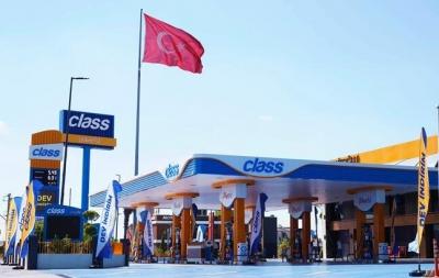 Class Petrol Hizmet Alanını Genişletiyor