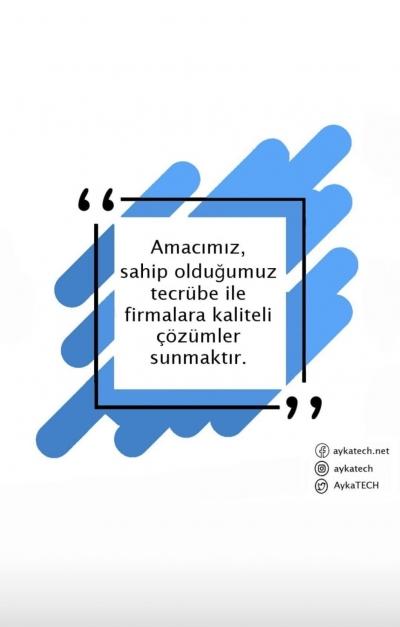 'EMRE KAŞ' AYKATECH...