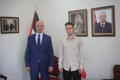 Filistin Büyükelçisi Faed Mustafa'dan önemli açıklamalar