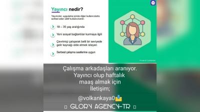 GENC GİRİŞİMCİ VOLKAN KAYA LİVU'DA!