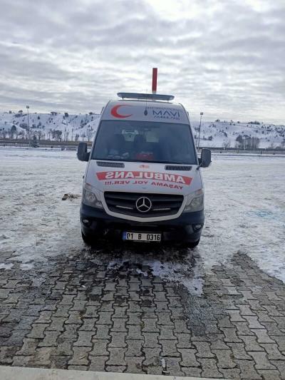 Güvenilir Ambulans Hizmeti
