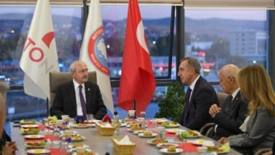 Kılıçdaroğlu ile görüşen Otonomi Yönetim Kurulu Başkanı: Maalesef devlette devamlılık esas olmuyor