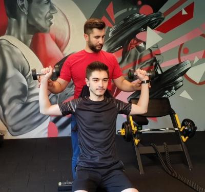 Kişisel Antrenör Yunus Emre Kul: Spor, sağlıklı kilo vermenin en temel gereksinimi