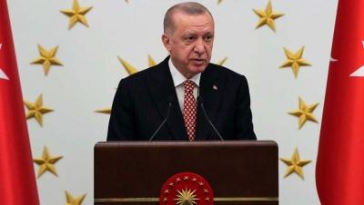 Son dakika! AK Partili başkanlara seslenen Erdoğan'dan '2023 seçimi' mesajı
